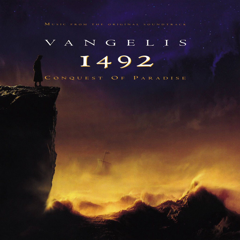 Vangelis - 1492: Conquest of Paradise (CD)