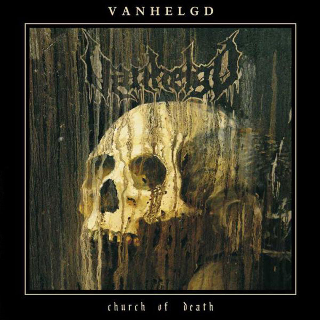 Vanhelgd - Church of Death (CD)