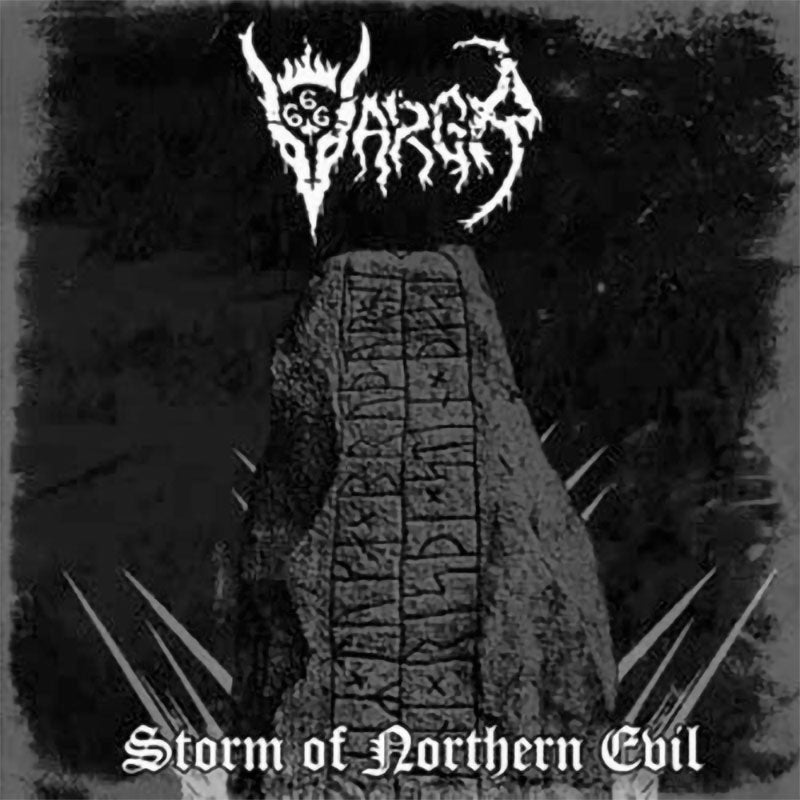 Vargr - Storm of Northern Evil (CD)