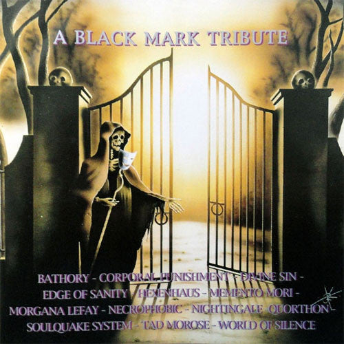 Various - A Black Mark Tribute (CD)