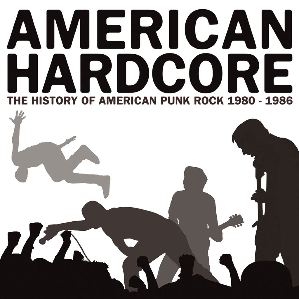 Various - American Hardcore: The History of American Punk Rock 1980-1986 (CD)