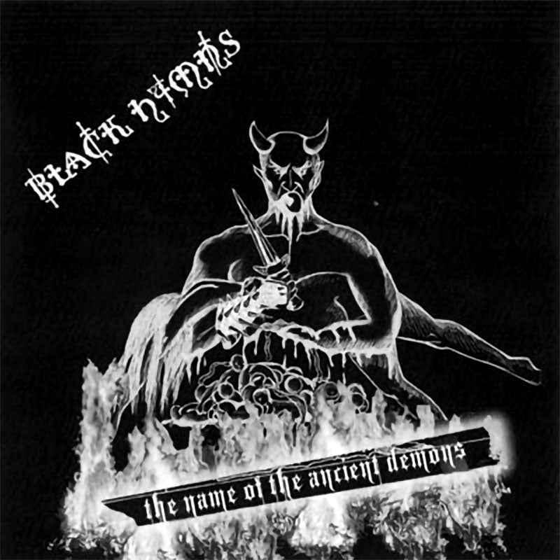 Various - Black Hymns II: In the Name of the Ancient Demons of Hell (CD-R)