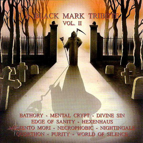 Various - A Black Mark Tribute Vol II (CD)