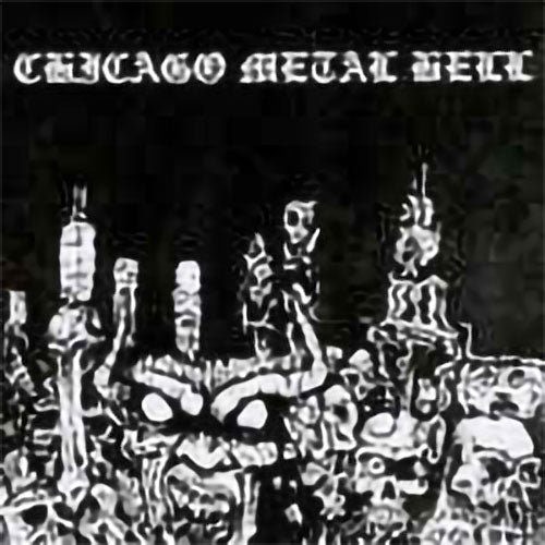 Various - Chicago Metal Hell (EP)