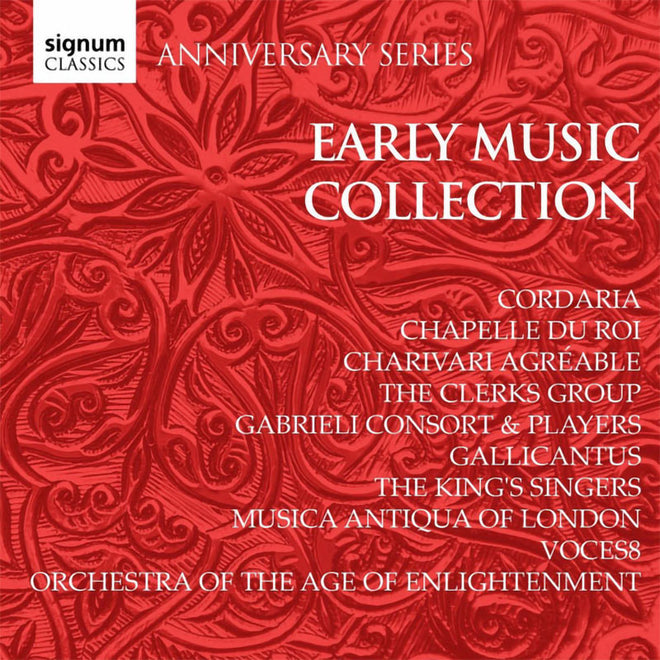 Various - Early Music Collection (CD)