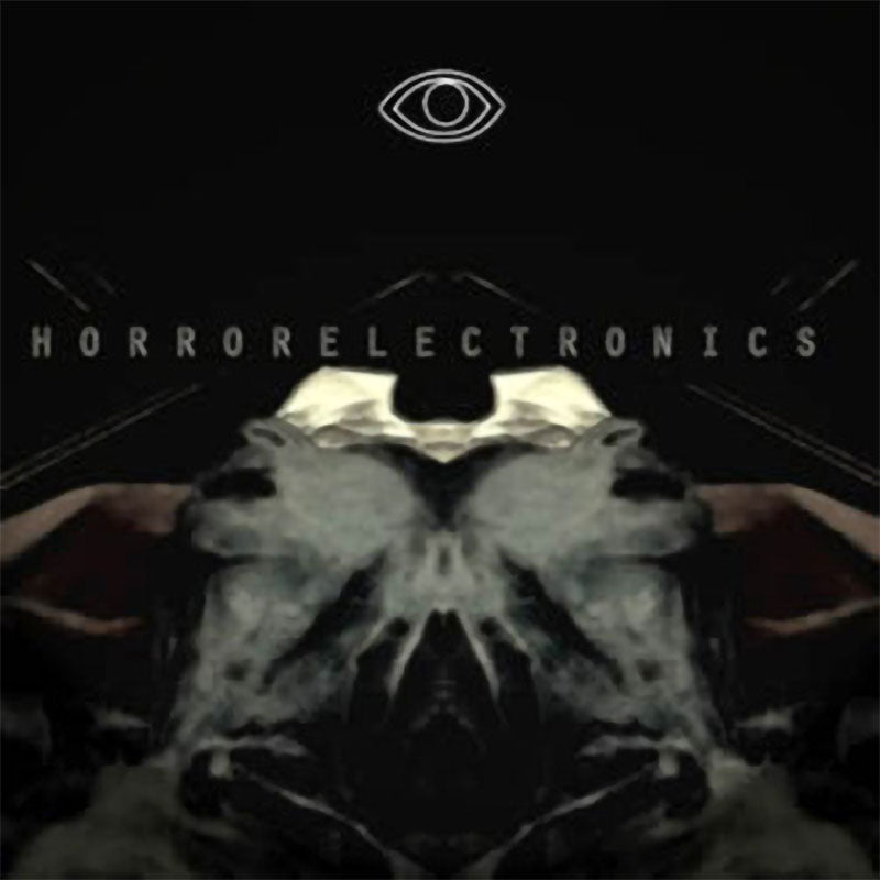 Various - Horror Electronics (CD-R)