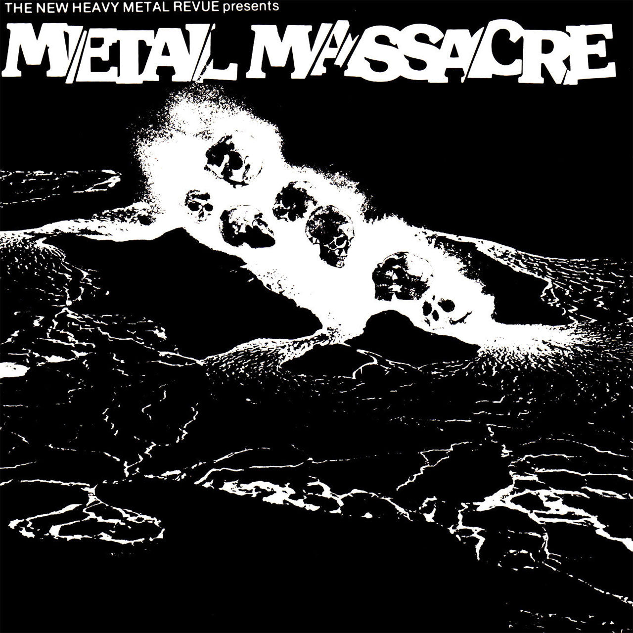 Various - Metal Massacre I (CD)