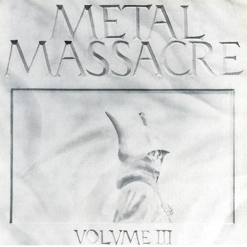 Various - Metal Massacre III (CD)