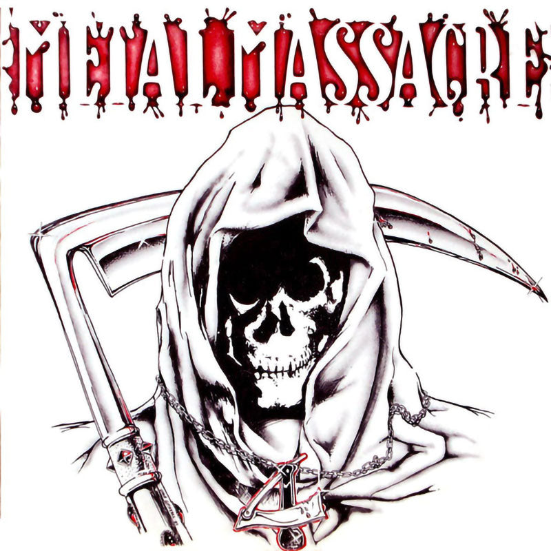 Various - Metal Massacre IV (CD)