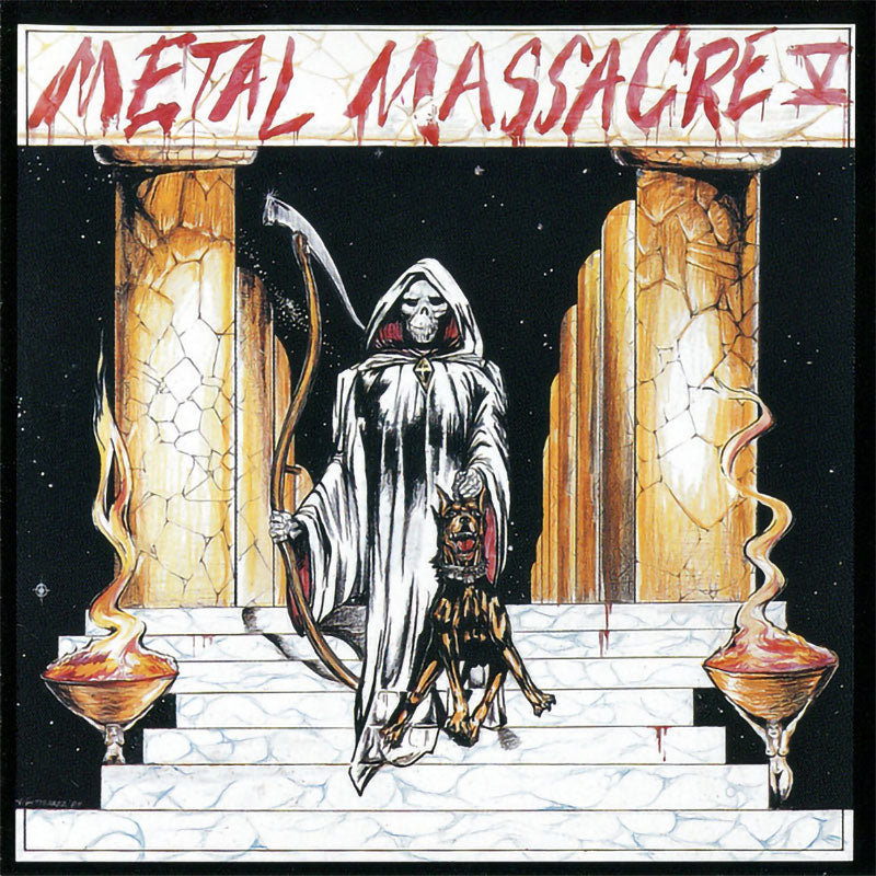 Various - Metal Massacre V (CD)