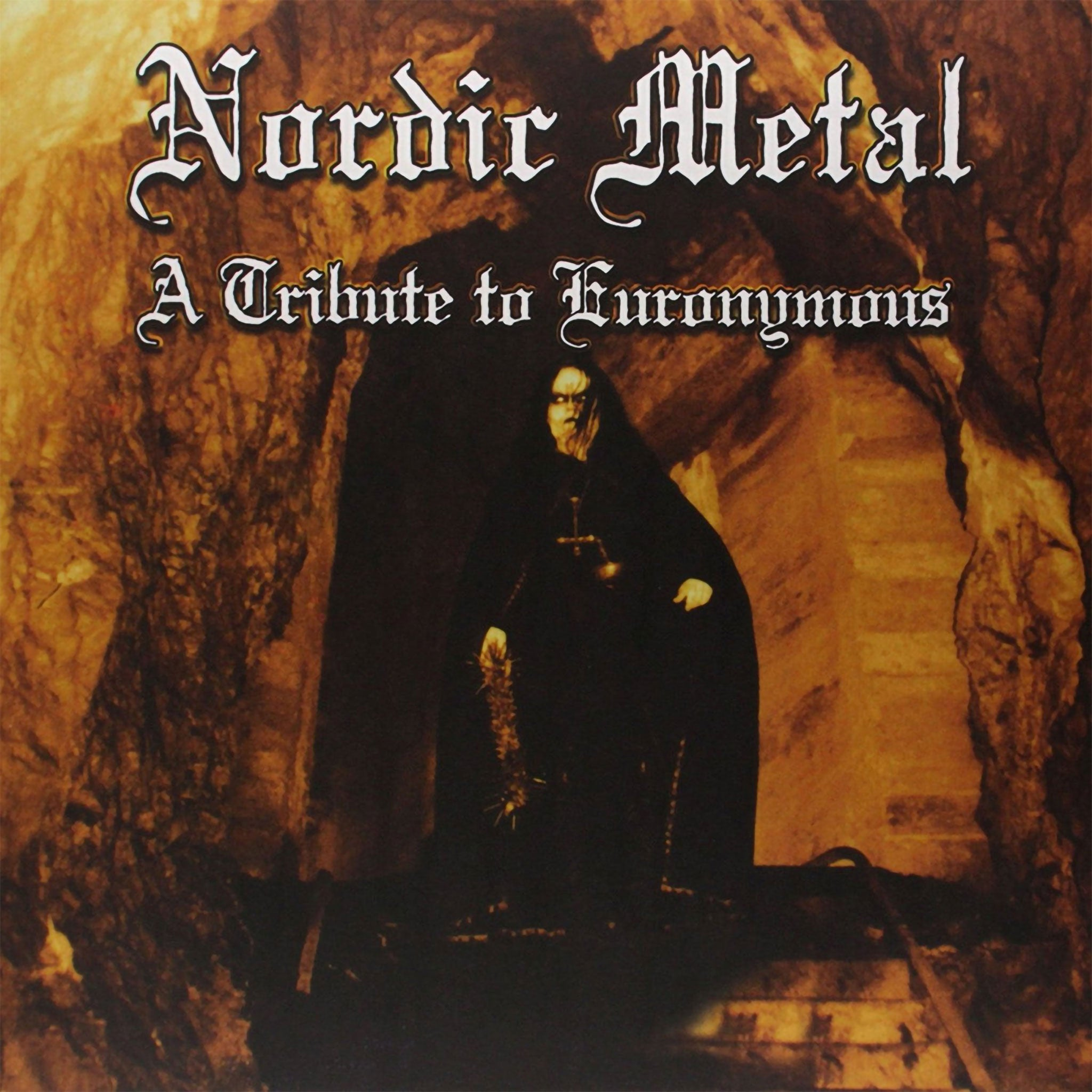 Various - Nordic Metal: A Tribute to Euronymous (2012 Reissue) (CD)