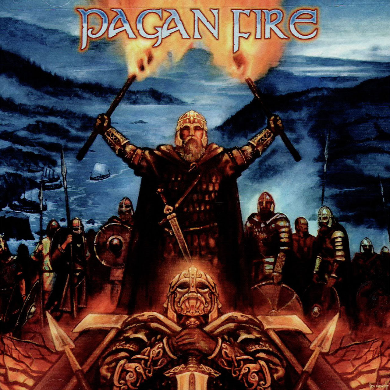 Various - Pagan Fire (Digipak CD + DVD)