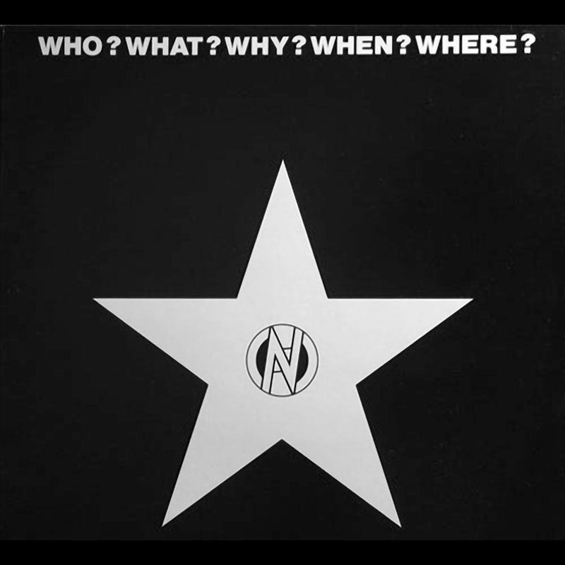 Various - Who? What? Why? When? Where? (2006 Reissue) (Digipak CD)