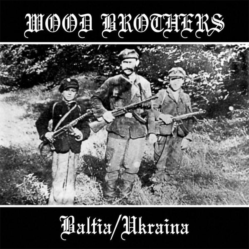 Various - Wood Brothers: Baltia / Ukraina (CD)