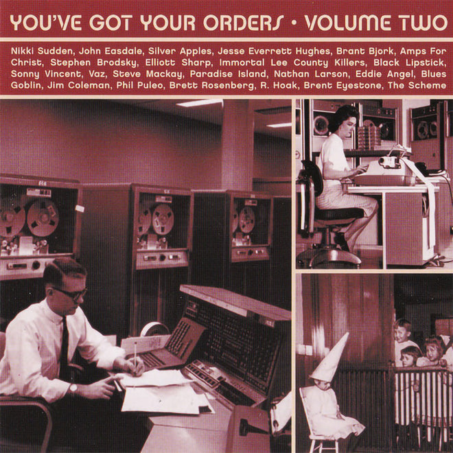 Various - You've Got Your Orders: Volume Two (CD)