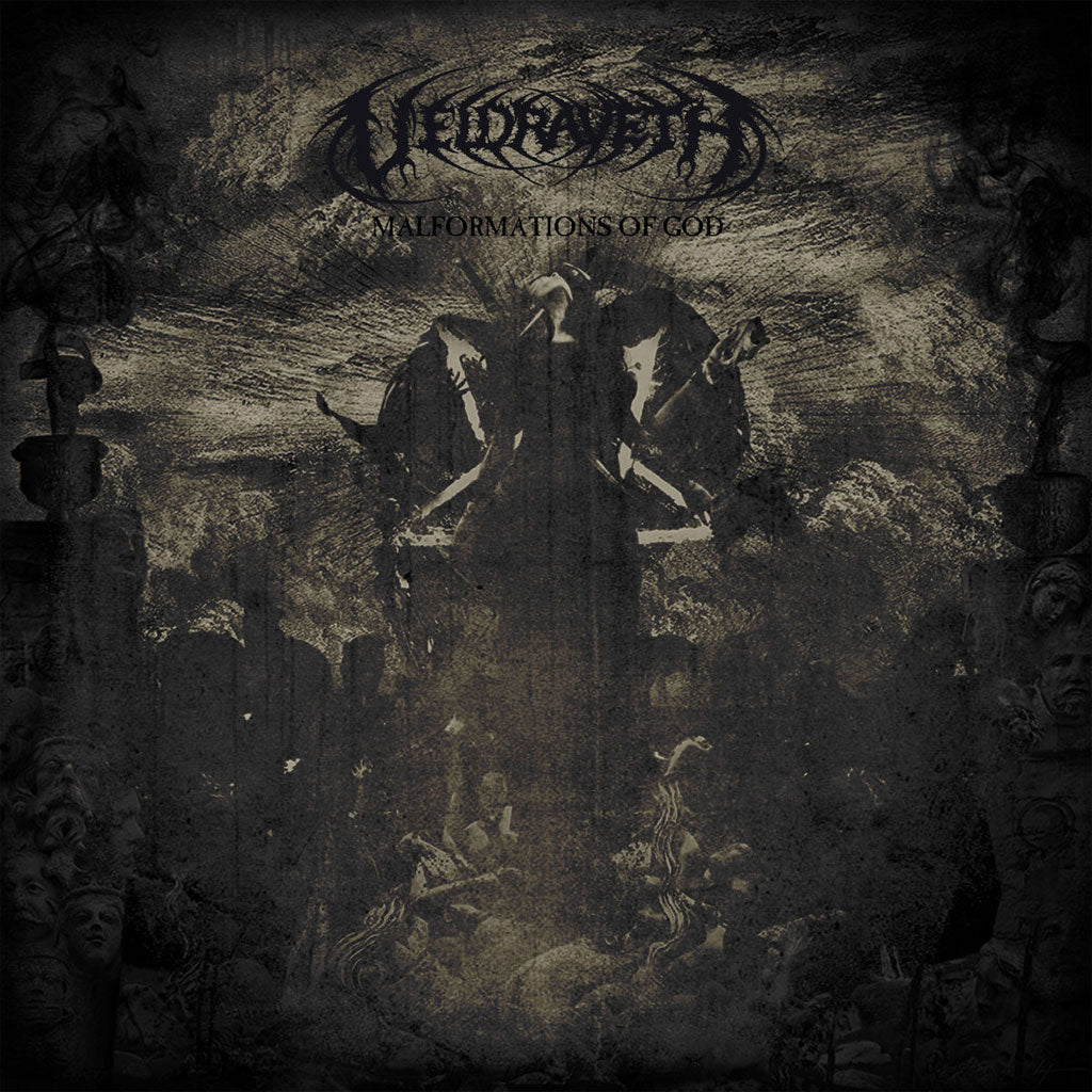 Veldraveth - Malformations of God (CD)