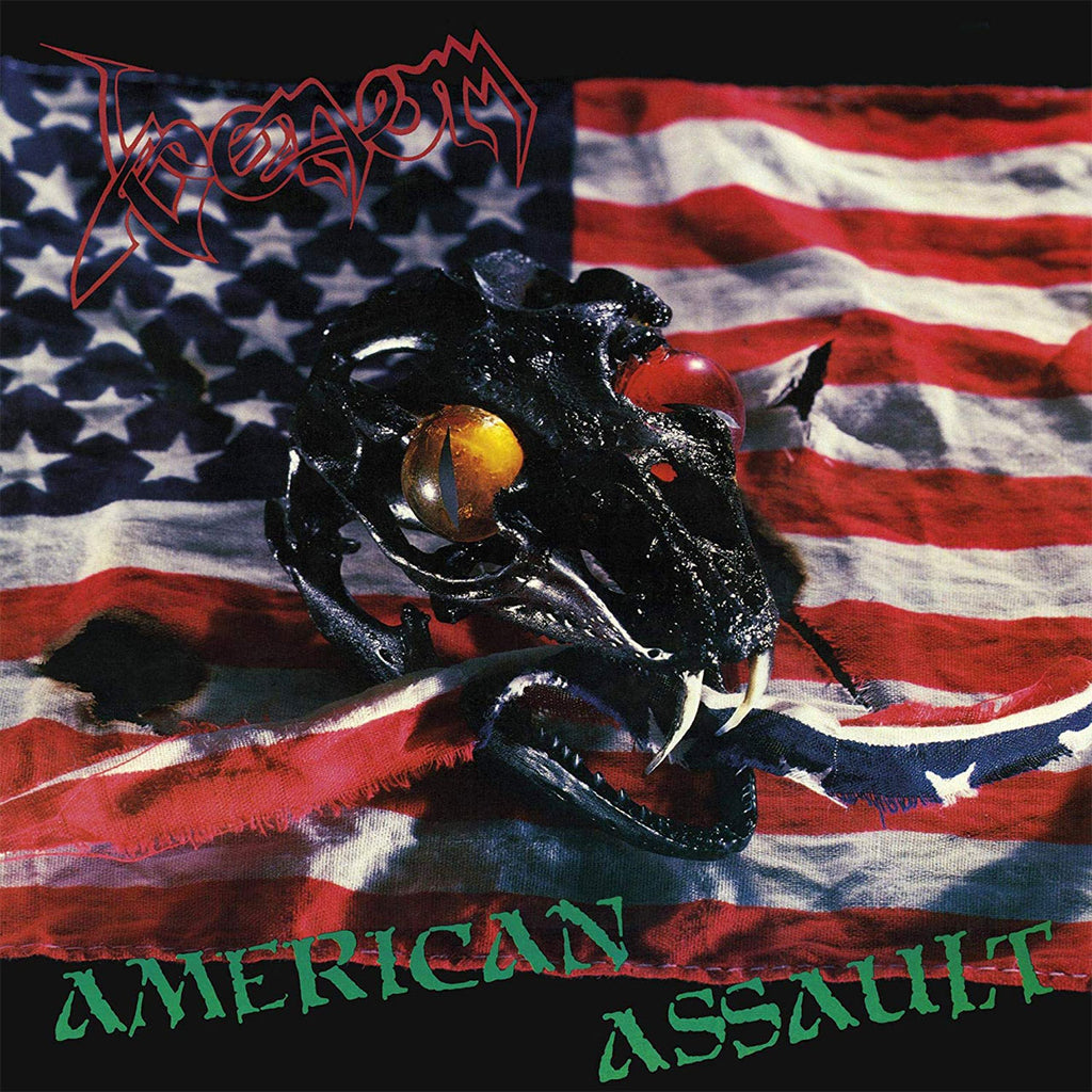 Venom - American Assault (2017 Reissue) (LP)