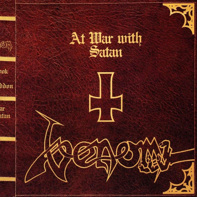 Venom - At War with Satan (2010 Reissue) (2LP)