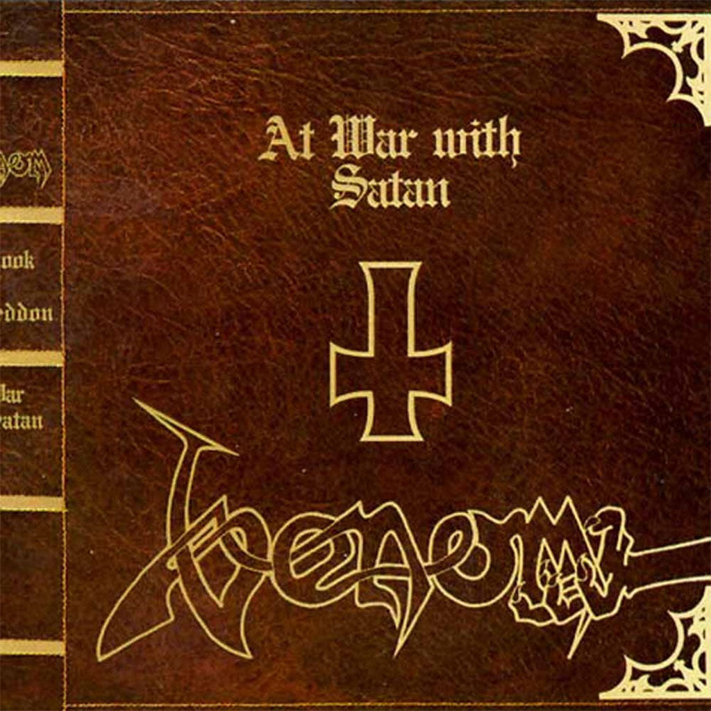 Venom - At War with Satan (2016 Reissue) (Digipak CD)
