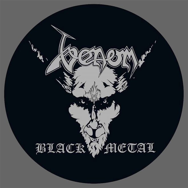 Venom - Black Metal (2017 Reissue) (Picture Disc LP)