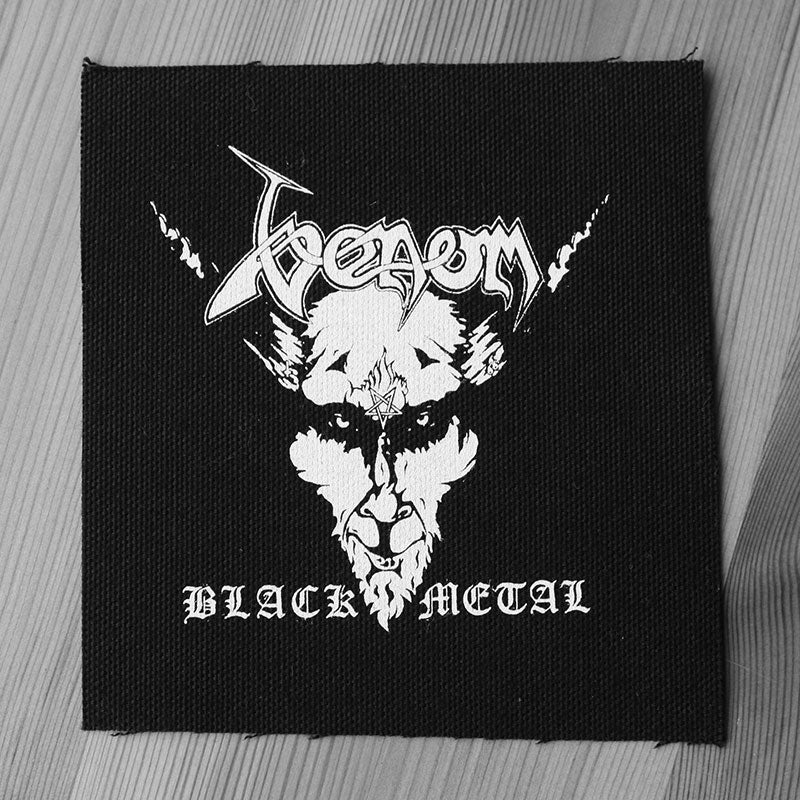 Venom - Black Metal (Printed Patch)