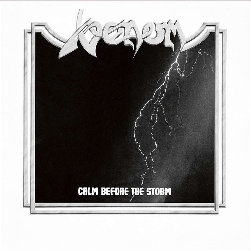 Venom - Calm Before the Storm (2020 Reissue) (Clear Edition) (LP)