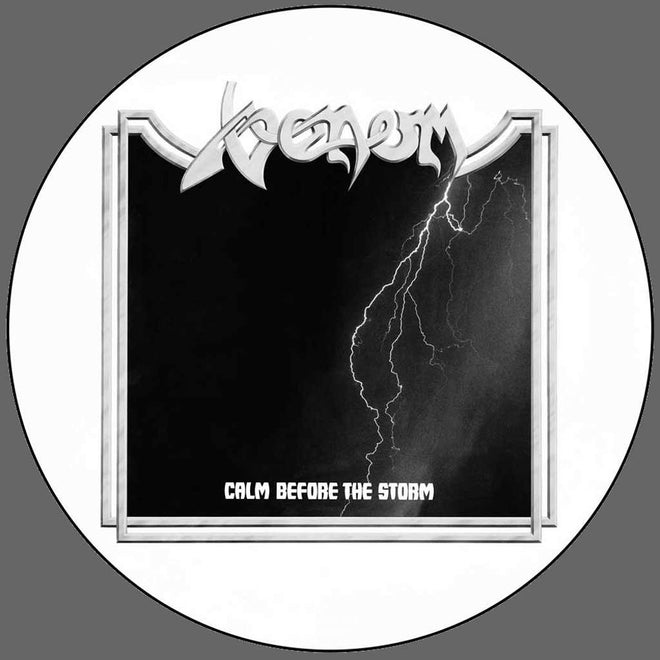 Venom - Calm Before the Storm (2020 Reissue) (Picture Disc LP)