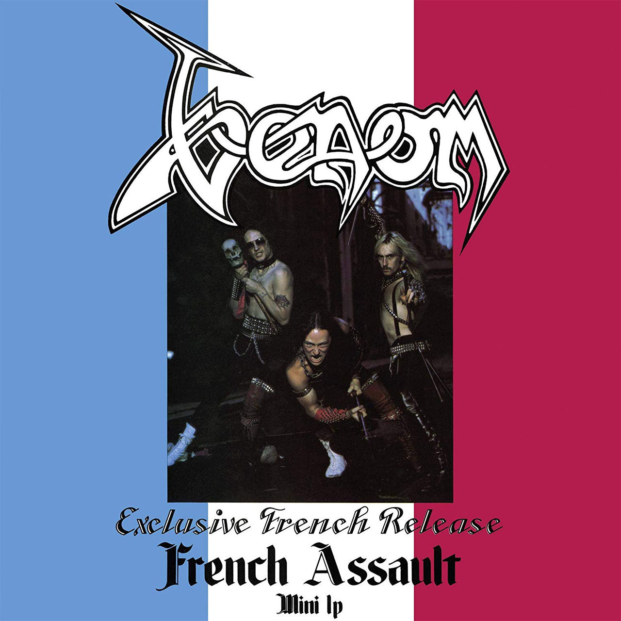 Venom - French Assault (2017 Reissue) (LP)