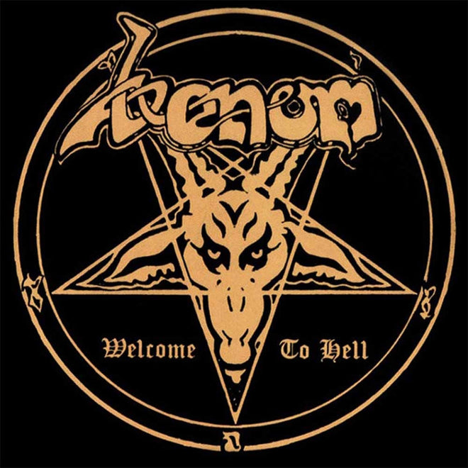 Venom - Welcome to Hell (2010 Reissue) (2LP)