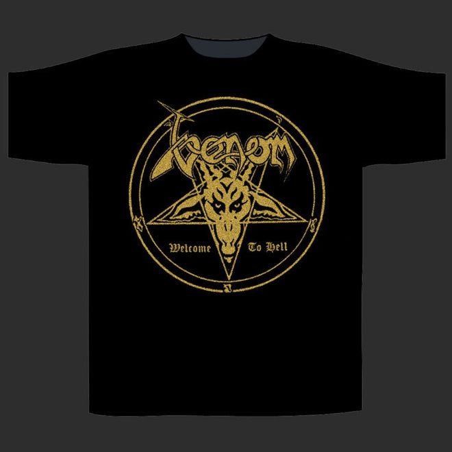 Venom - Welcome to Hell (T-Shirt)