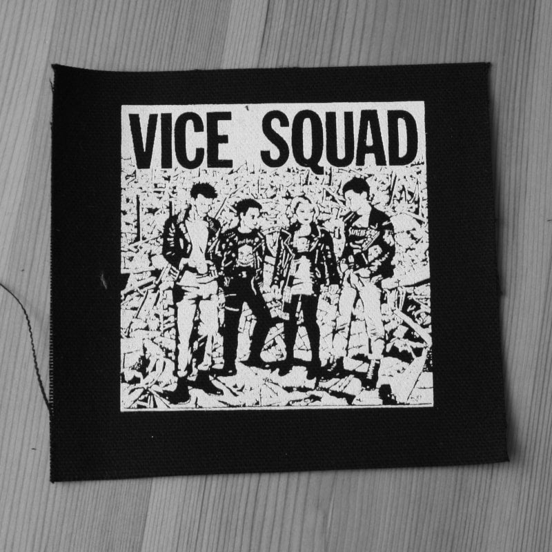 Vice Squad - Last Rockers (Printed Patch)