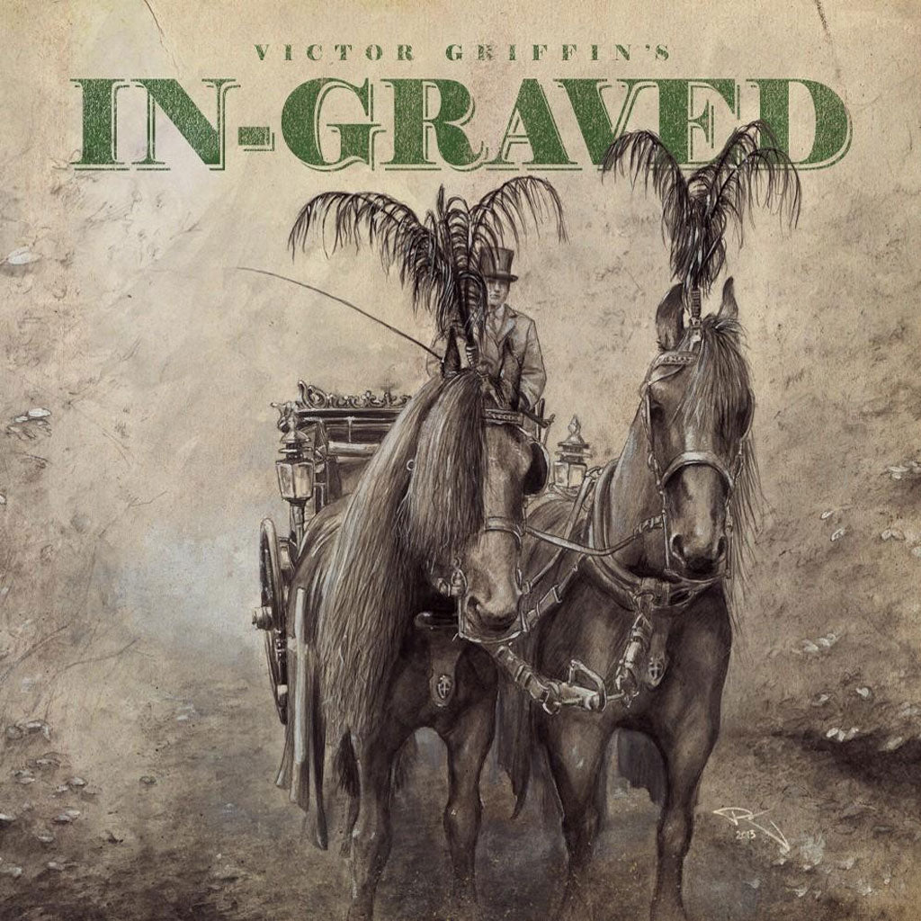 Victor Griffin's In-Graved - Victor Griffin's In-Graved (Digisleeve CD)