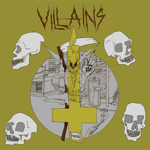 Villains - Road to Ruin (CD)