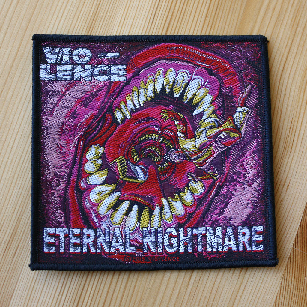 Vio-lence - Eternal Nightmare (Woven Patch)