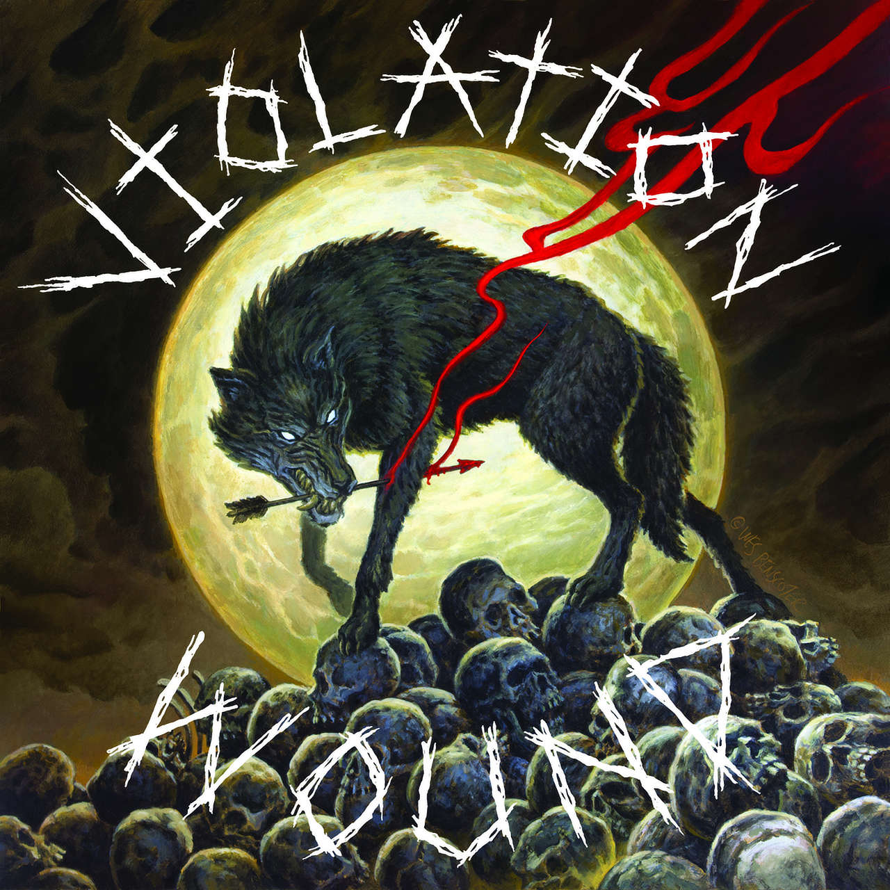 Violation Wound - With Man in Charge (Digipak CD)