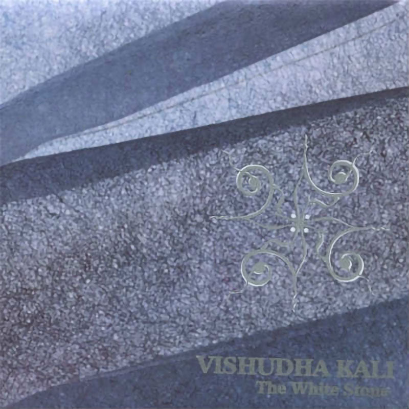 Vishudha Kali - The White Stone (CD)