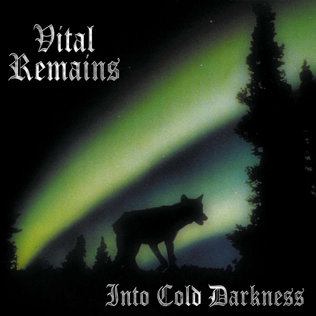 Vital Remains - Into Cold Darkness (2004 Reissue) (Digipak CD)