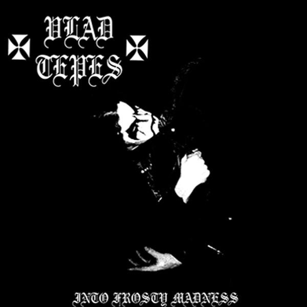 Vlad Tepes - Into Frosty Madness (2013 Reissue) (LP)