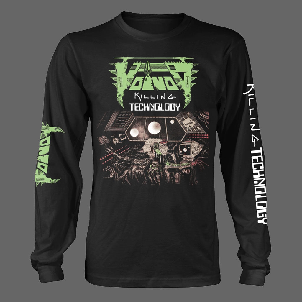Voivod - Killing Technology (Long Sleeve T-Shirt)
