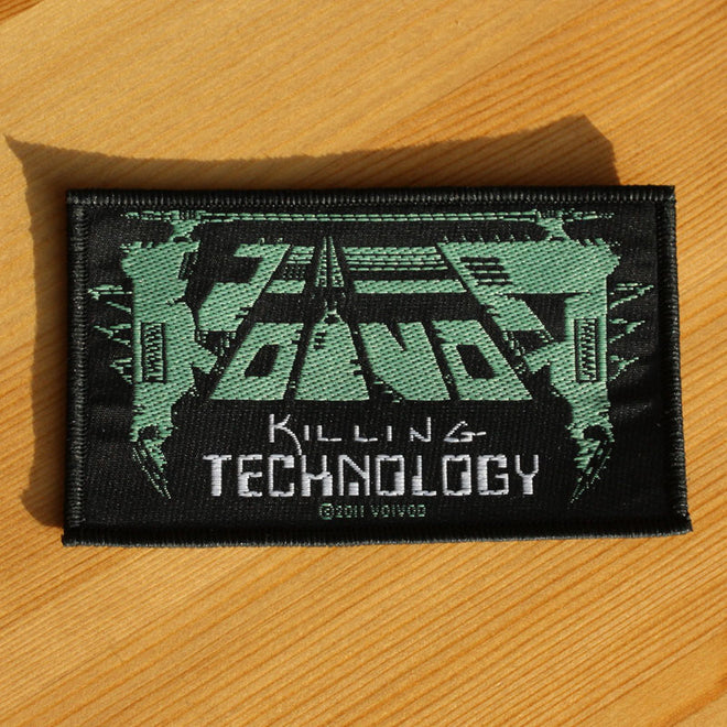 Voivod - Killing Technology (Woven Patch)