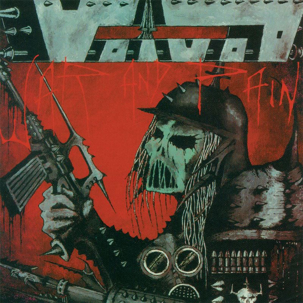 Voivod - War and Pain (2011 Reissue) (LP)
