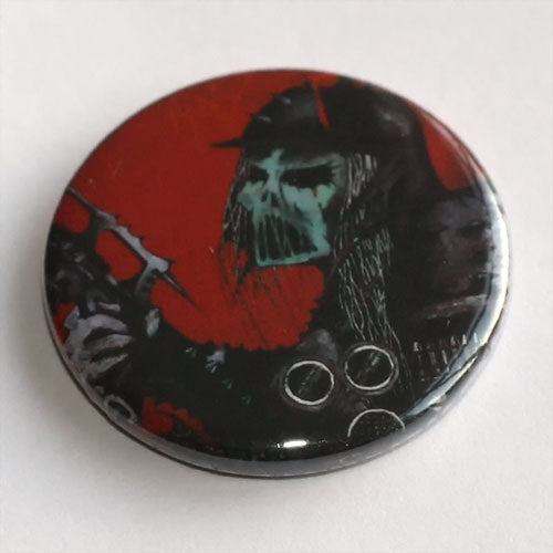 Voivod - War and Pain (Badge)
