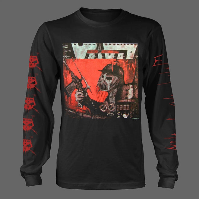 Voivod - War and Pain (Long Sleeve T-Shirt)
