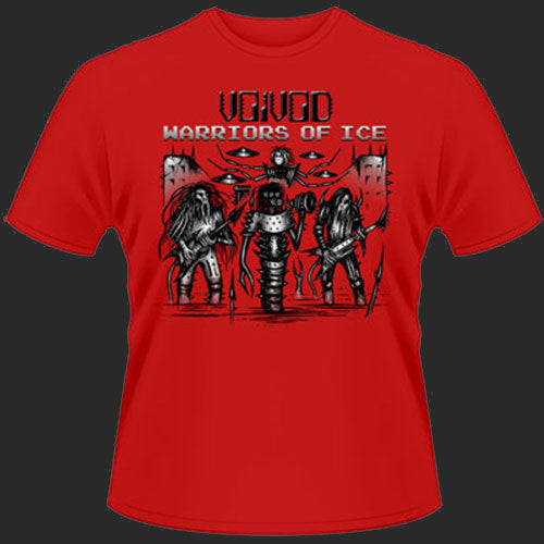 Voivod - Warriors of Ice (T-Shirt)