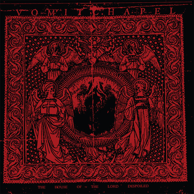 Vomitchapel - The House of the Lord Despoiled (LP)