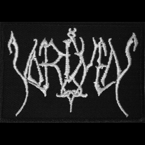 Vordven - Logo (Embroidered Patch)