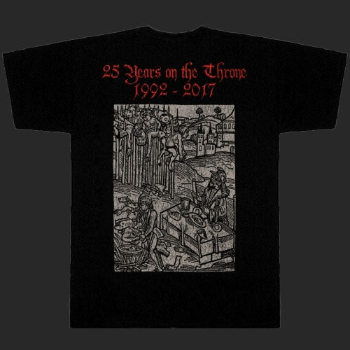Wallachia - 25 Years on the Throne (T-Shirt)