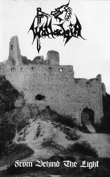 Wallachia - From Behind the Light (Cassette)