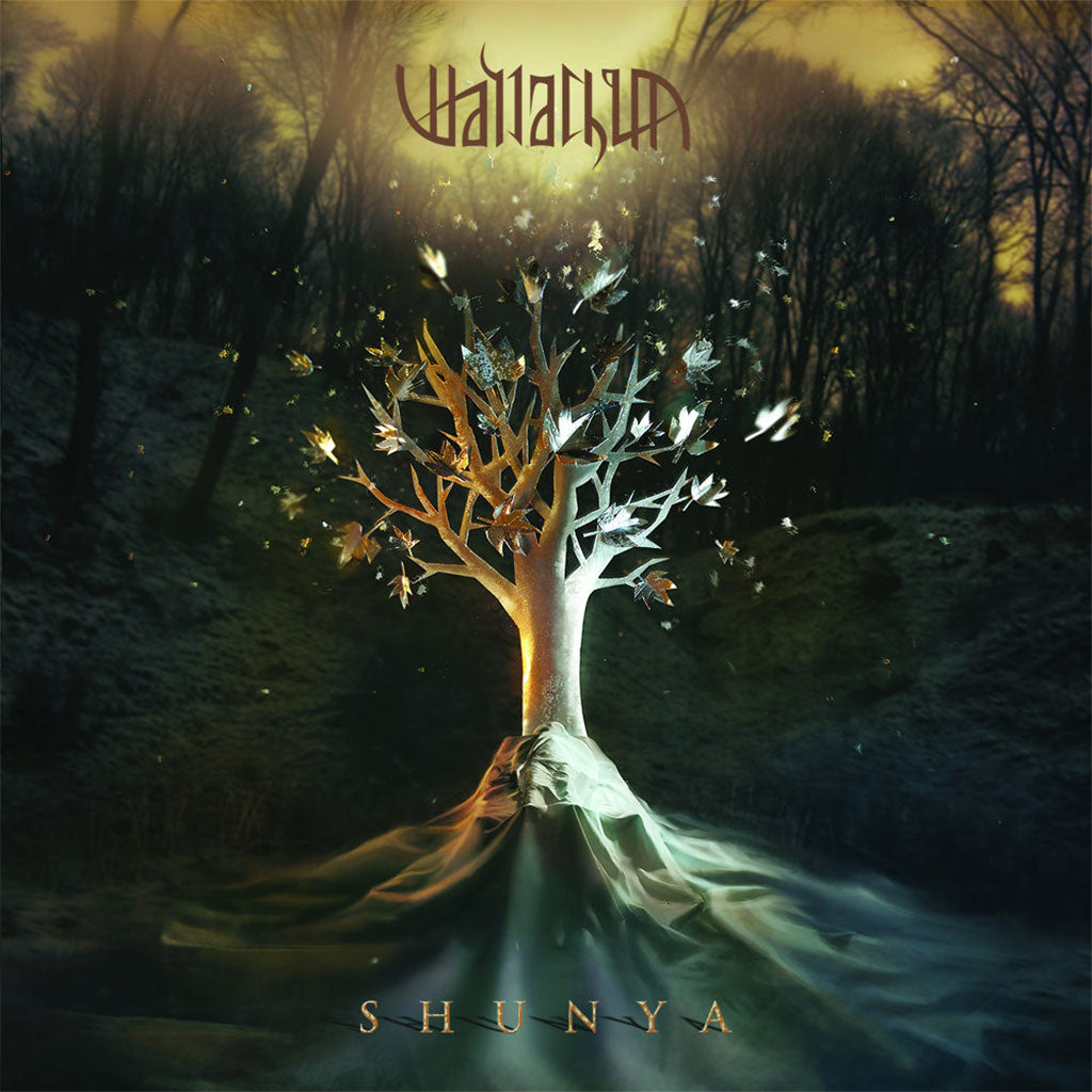 Wallachia - Shunya (CD)