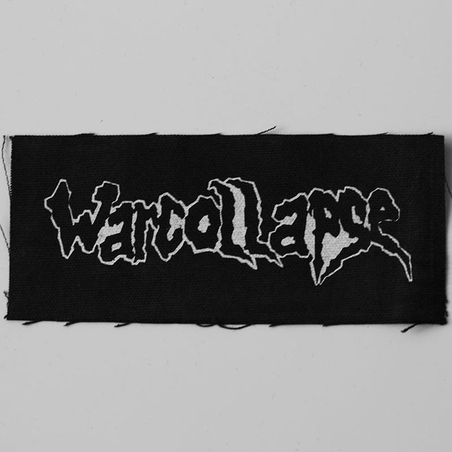 Warcollapse - Logo (Printed Patch)